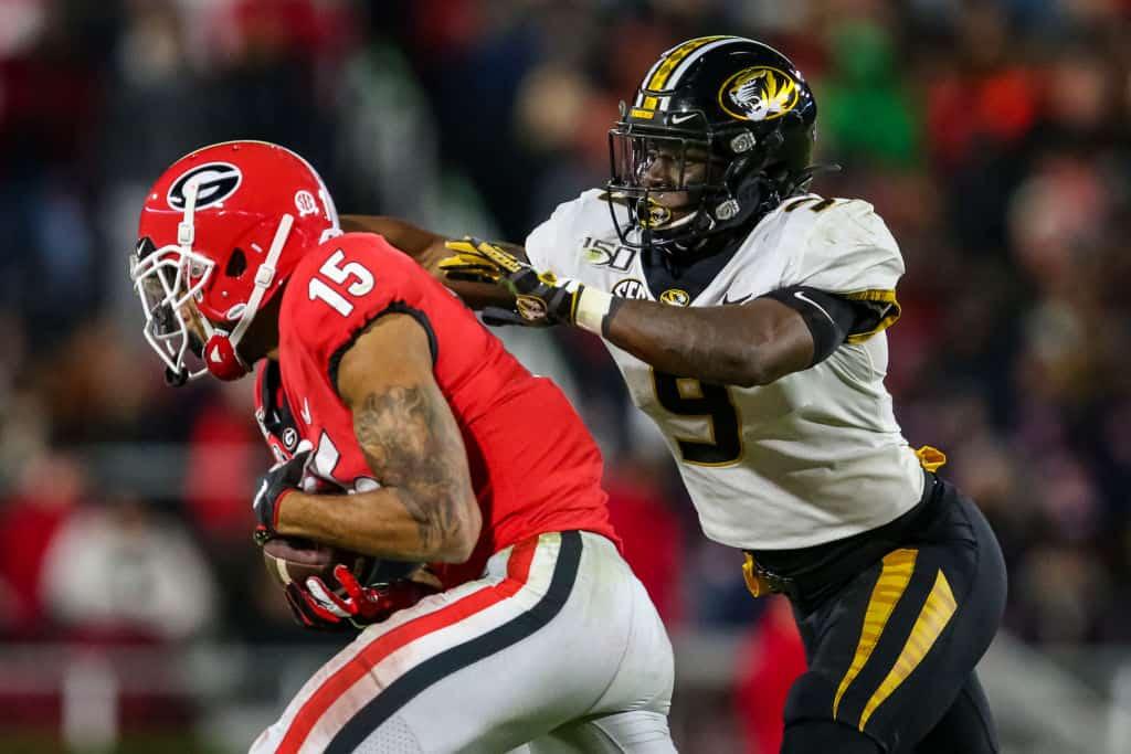 Tyree Gillespie, S, Missouri - NFL Draft Player Profile