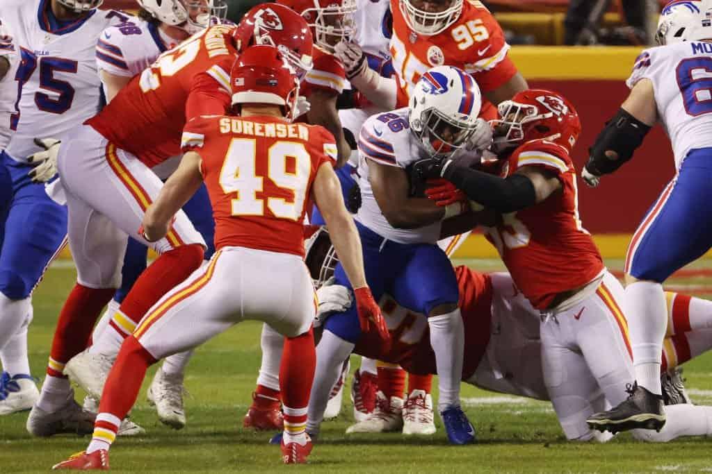 Upgrading the Buffalo Bills offense: running backs DO matter