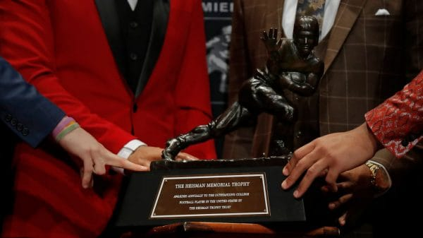 What time is the Heisman Trophy presentation tonight? 2020 Heisman candidates and more