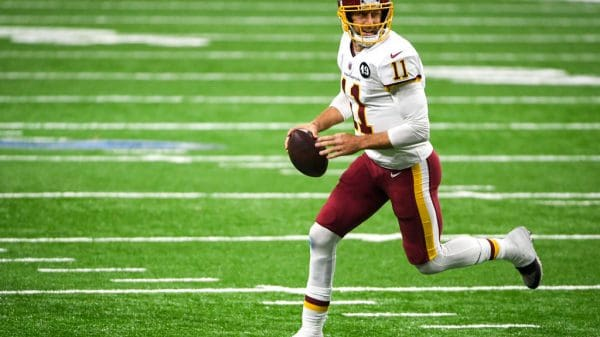 Who won the 2021 NFL Comeback Player of the Year award? Alex Smith injury