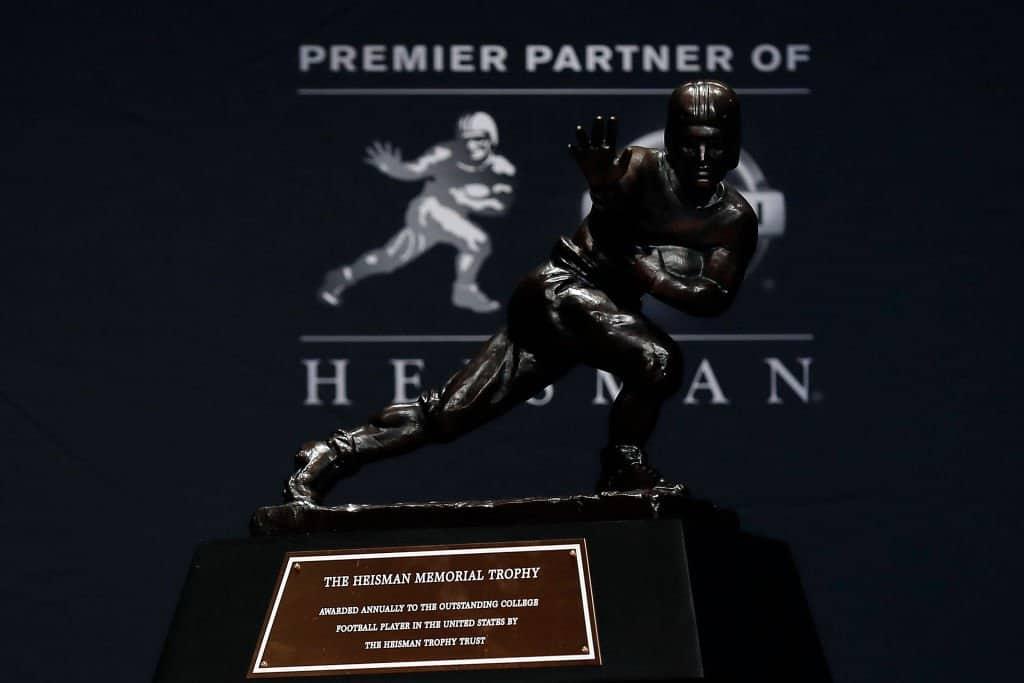 Who won the Heisman Trophy this year? 2020 Heisman winner, past winners, more