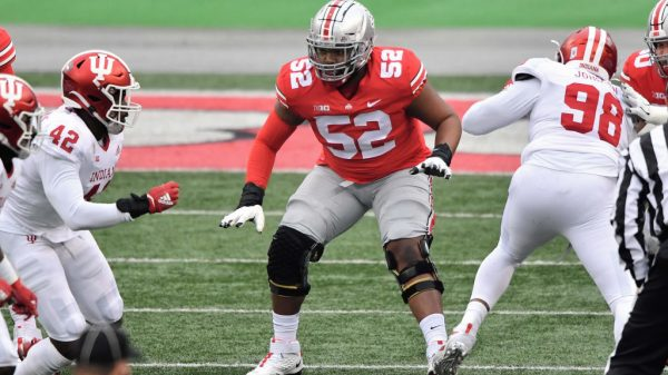 Wyatt Davis, OG, Ohio State - NFL Draft Player Profile
