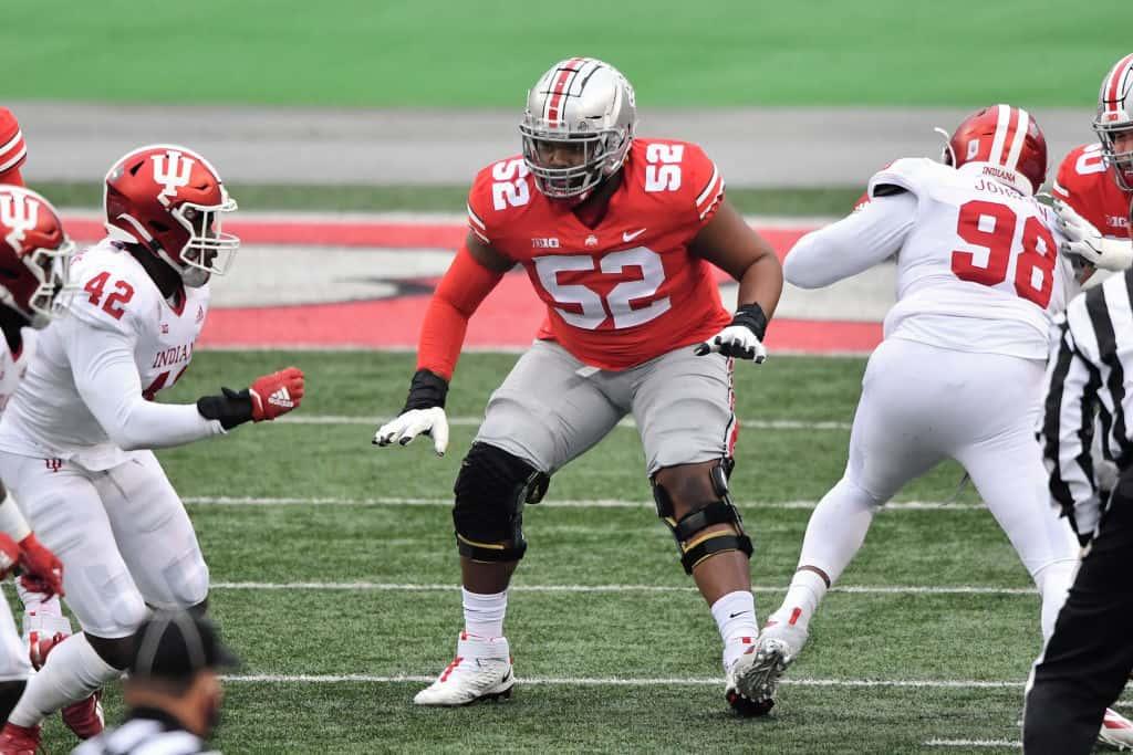 Wyatt Davis, OG, Ohio State - NFL Draft Player Profile