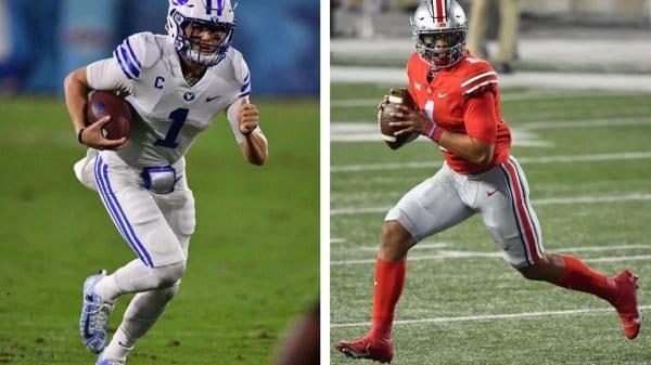 Zach Wilson vs. Justin Fields: Who is QB2in 2021 NFL Draft?