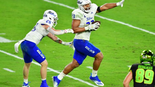 Zaven Collins, LB, Tulsa - NFL Draft Player Profile