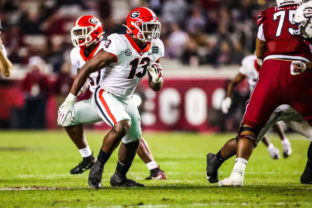 Rolfes first-round 2021 NFL Mock Draft