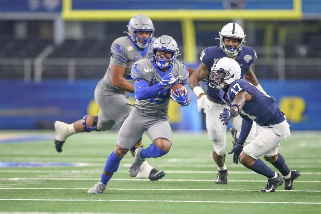 Kenneth Gainwell, RB, Memphis - NFL Draft Player Profile | PFN