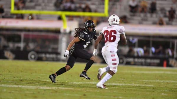 Aaron Robinson, CB, UCF - NFL Draft Player Profile