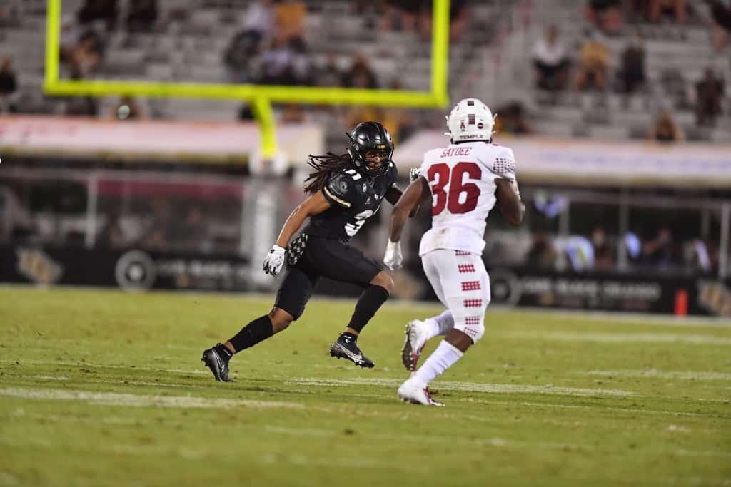 Aaron Robinson, CB, UCF - NFL Draft Player Profile | PFN
