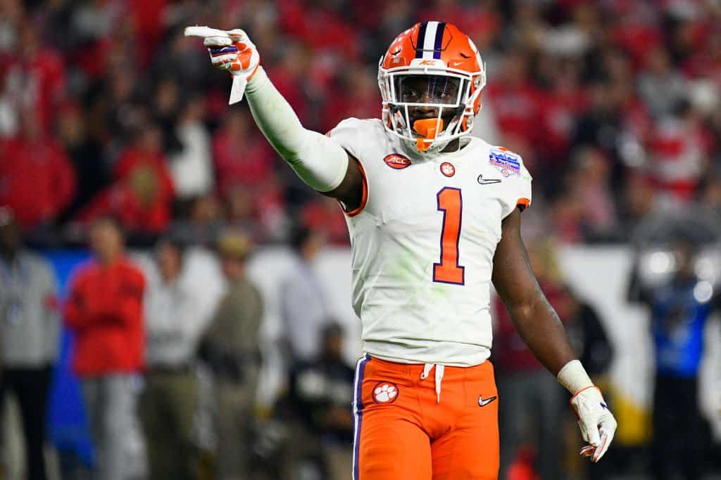 ACC Scouting Reports for 2021 NFL Draft