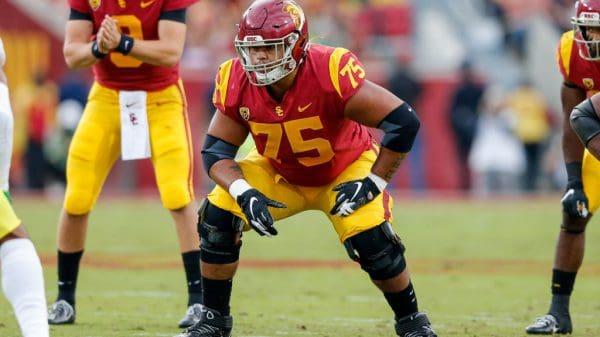 Alijah Vera-Tucker, Offensive Tackle, USC - NFL Draft Player Profile