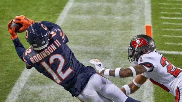 Allen Robinson Franchise Tag: Should the Bears tag WR in 2021?