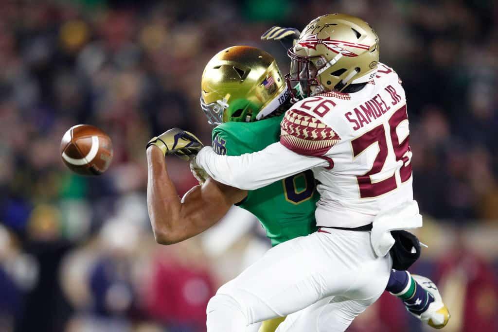 Asante Samuel, Jr., CB, Florida State - NFL Draft Player Profile