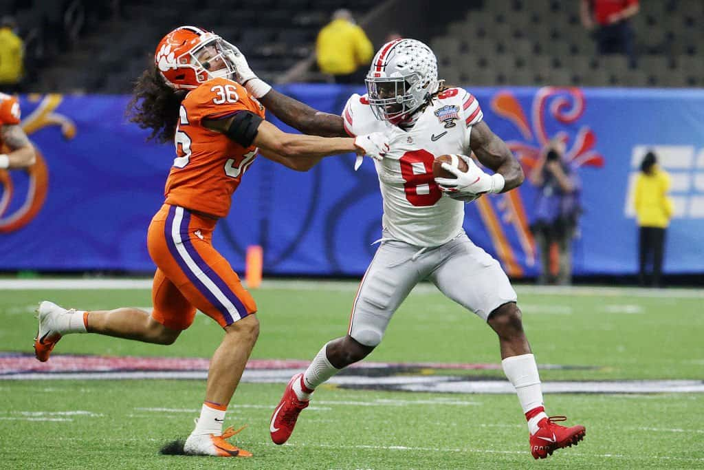 Big10 Scouting Reports for 2021 NFL Draft
