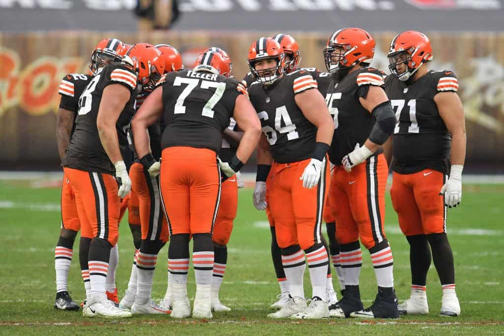 Browns Offseason 2021: Addressing WR and keeping the offensive line intact
