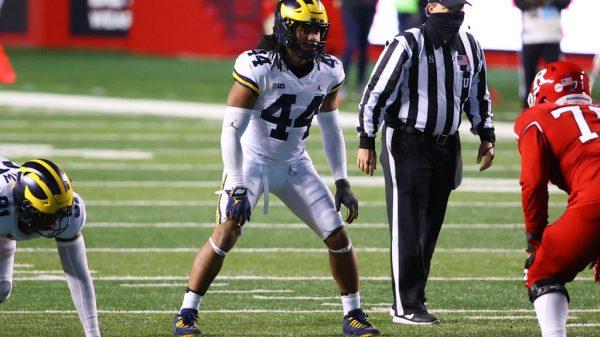 Cameron McGrone, LB, Michigan - NFL Draft Player Profile