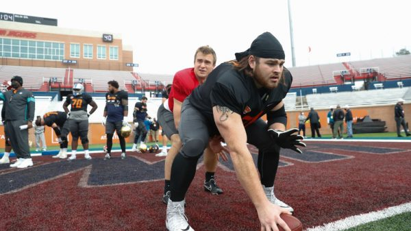 Can Quinn Meinerz follow in Ali Marpet's footsteps after strong Senior Bowl performance?