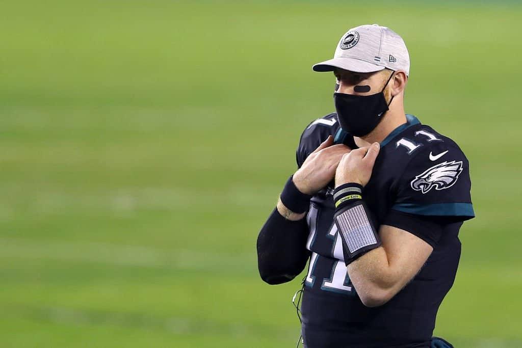 Carson Wentz fantasy impact following trade to Indianapolis Colts
