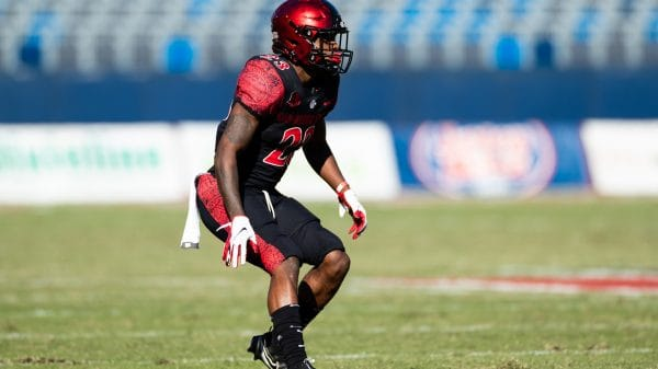 Darren Hall, CB, San Diego State - NFL Draft Player Profile
