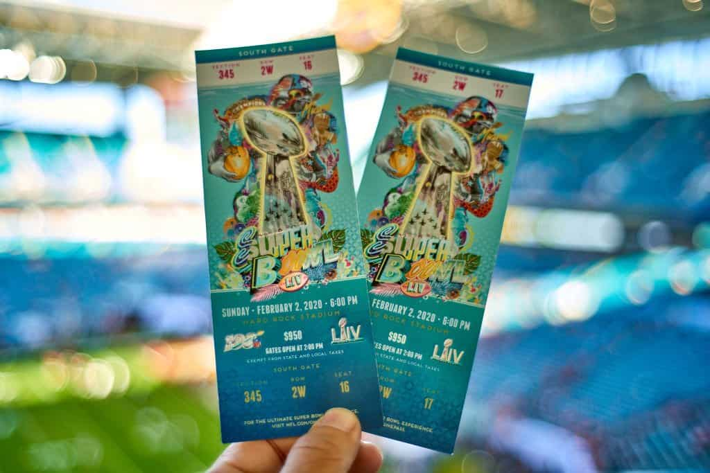 History of Super Bowl tickets, prices, and more in 2021