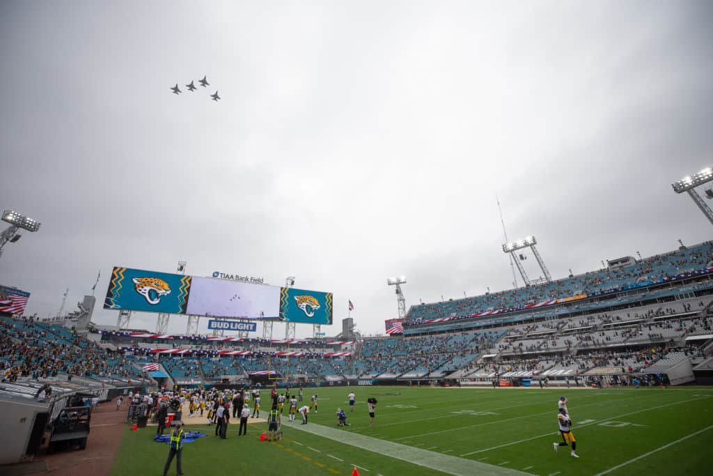 Jacksonville Jaguars' 2021 opponents and strength of schedule