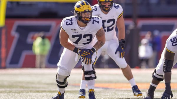 Jalen Mayfield, Offensive Tackle, Michigan - NFL Draft Player Profile