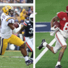 Ja'Marr Chase vs. DeVonta Smith: Who is the top WR in 2021 NFL Draft?