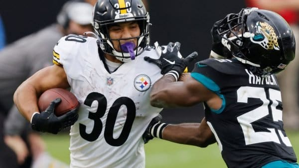 James Conner Landing Spots: Where could the Steelers RB sign in free agency in 2021?