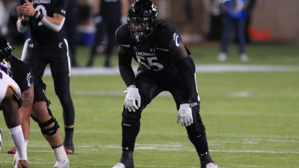 James Hudson, Offensive Tackle, Cincinnati - NFL Draft Player Profile