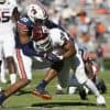 Jamien Sherwood, S, Auburn - NFL Draft Player Profile