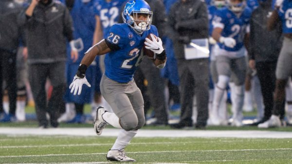 Jaret Patterson, RB, Buffalo - NFL Draft Player Profile