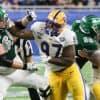 Jaylen Twyman, Defensive Tackle, Pittsburgh - NFL Draft Player Profile