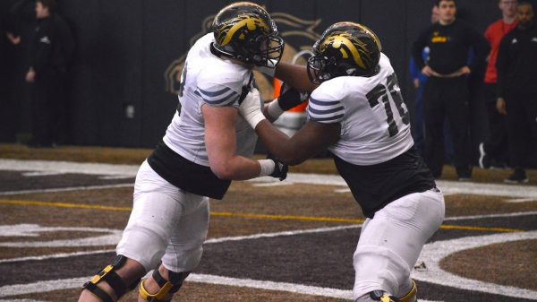 Jaylon Moore, OT, Western Michigan - NFL Draft Player Profile