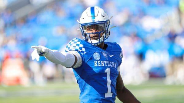 Kelvin Joseph, CB, Kentucky - NFL Draft Player Profile