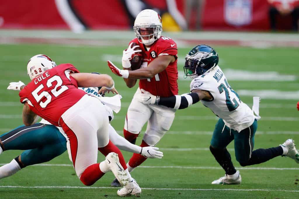 Kenyan Drake Landing Spots: Where could the Cardinals RB sign in 2021 free agency?