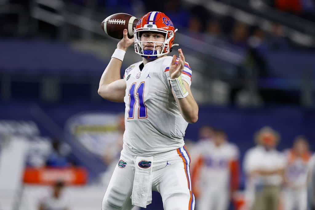 Kyle Trask Dynasty Value: Where should you draft him in 2021 rookie dynasty drafts