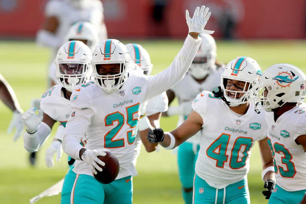 Miami Dolphins' 2021 opponents and strength of schedule