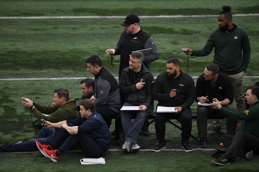 NFL Pro Days 2021: List of all college pro days ahead of NFL Draft