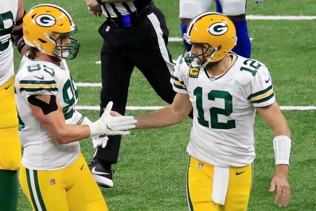 Alex Smith to Aaron Rodgers, NFL's Top Dink-and-Dunk QBs