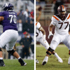 Rashawn Slater vs. Christian Darrisaw: Which 2021 offensive tackle has highest ceiling?