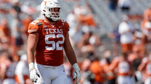 Samuel Cosmi, Offensive Tackle, Texas - NFL Draft Player Profile