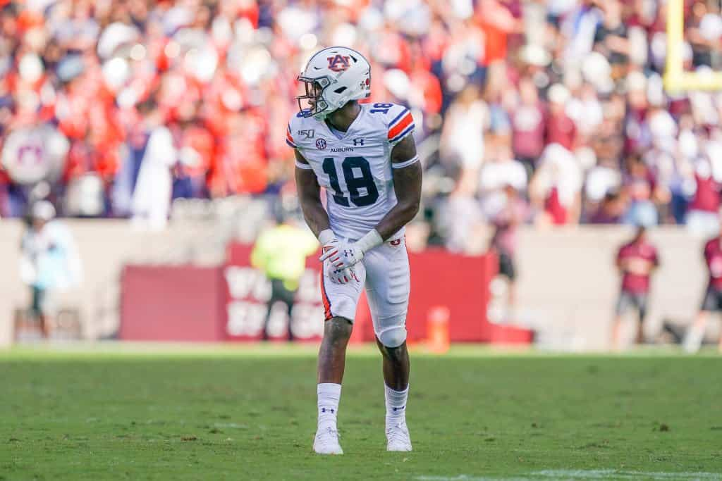 Seth Williams, Wide Receiver, Auburn - NFL Draft Player Profile