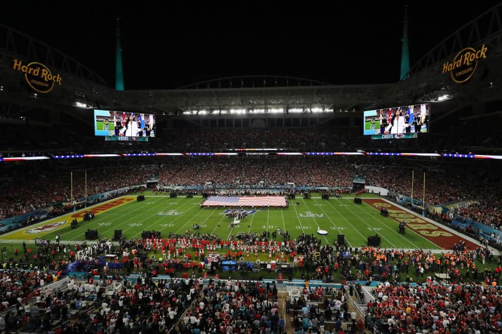 Super Bowl National Anthem: Who's singing in Super Bowl 55?
