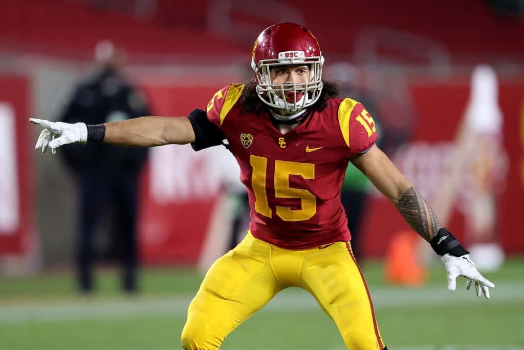 Talanoa Hufanga, S, USC - NFL Draft Player Profile