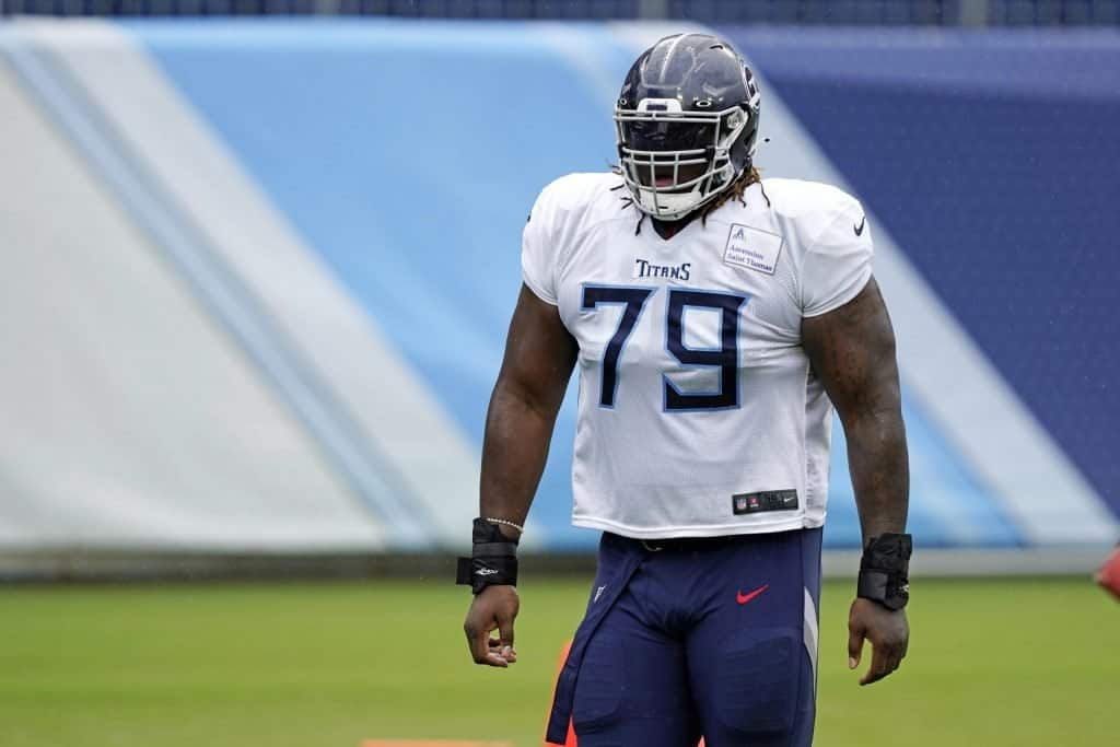 Tennessee Titans trying to get out of Isaiah Wilson contract?