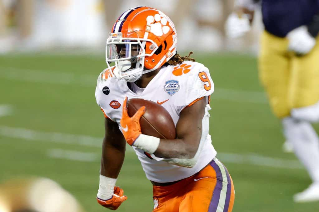 Travis Etienne Dynasty Value: Fantasy outlook for the 2021 rookie season