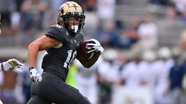 Tre Nixon, Wide Receiver, UCF - NFL Draft Player Profile