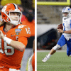 Trevor Lawrence or Zach Wilson: Who is QB1 in 2021 NFL Draft class?