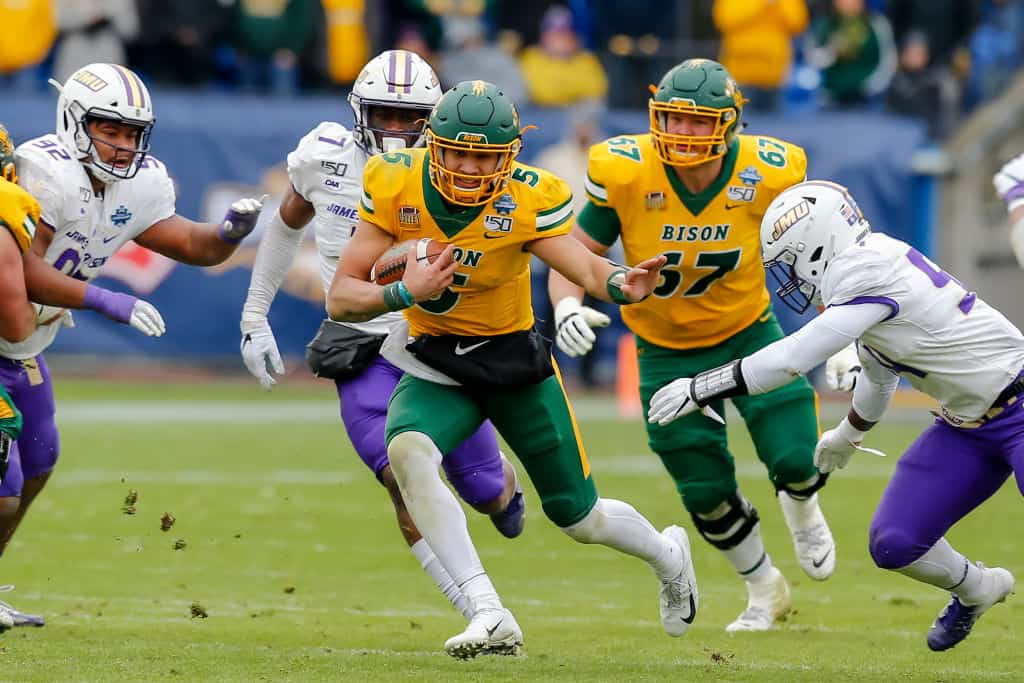 Trey Lance Dynasty Value: Where should you draft him in 2021 rookie dynasty drafts