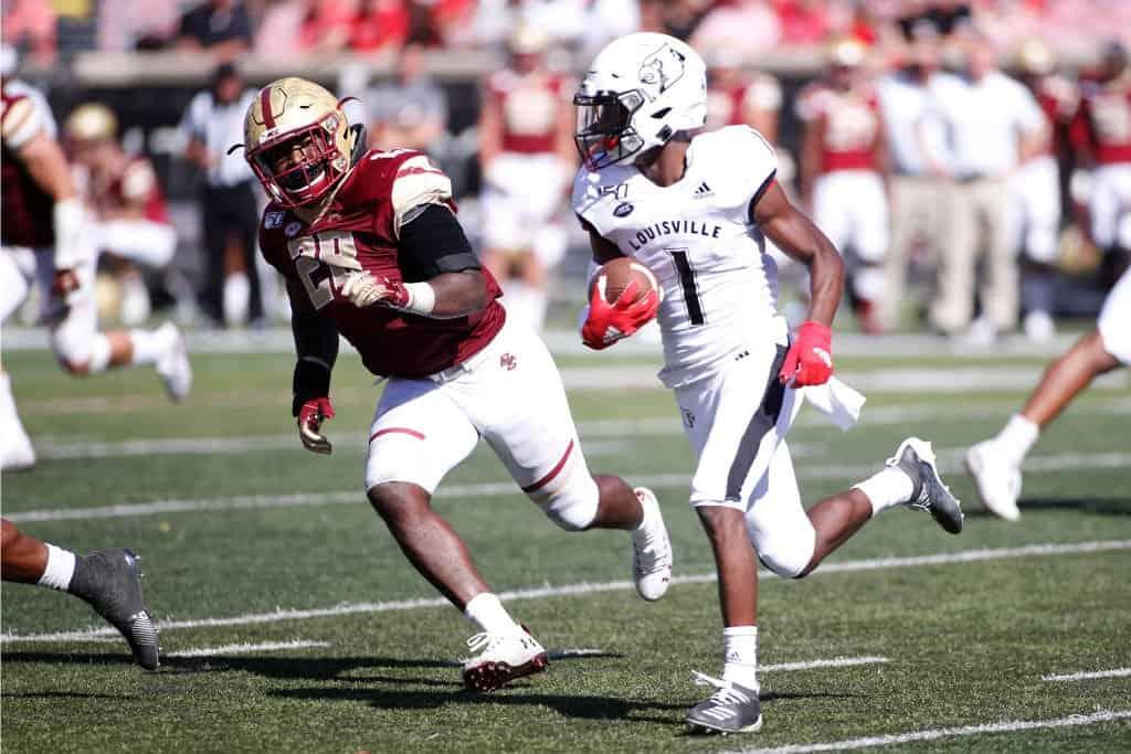 Tutu Atwell, Wide Receiver, Louisville - NFL Draft Player Profile